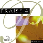 Maranatha! Music - Praise 4 - In His Time DB Cover Art