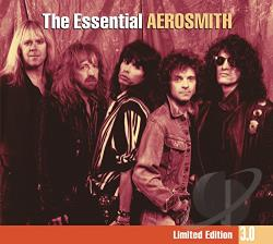 Aerosmith - Essential Aerosmith CD Cover Art