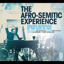 Afro-Semitic Experience - Further Definitions of the Days of Awe CD Cover Art