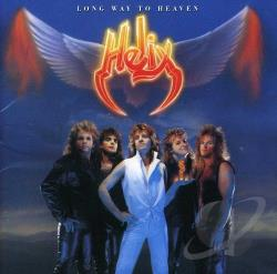 Helix - Long Way to Heaven CD Cover Art
