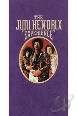 Hendrix, Jimi - Experience Hendrix: The Best Of Jimi Hendrix CD Cover Art