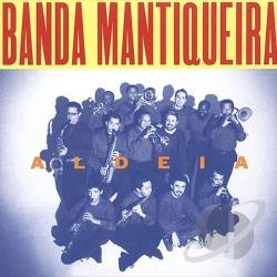 Banda Mantiqueira - Aldeia CD Cover Art