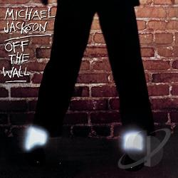 Jackson, Michael - Off the Wall CD Cover Art