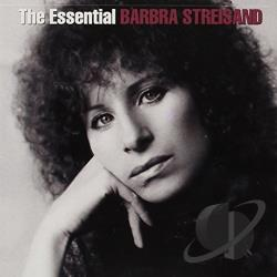 Streisand, Barbra - Essential Barbra Streisand CD Cover Art