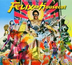 Felix Da Housecat - Devin Dazzle & The Neon Fever CD Cover Art