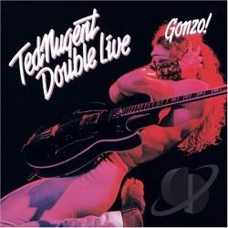 Nugent, Ted - Double Live Gonzo! CD Cover Art