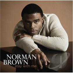 Brown, Norman - Stay with Me CD Cover Art
