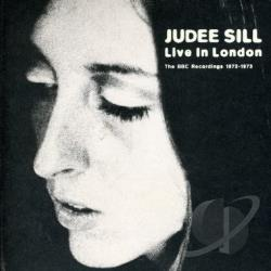 Sill, Judee - Live in London: The BBC Recordings 1972-1973 CD Cover Art
