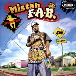 Mistah F.A.B. - Da Baydestrian CD Cover Art