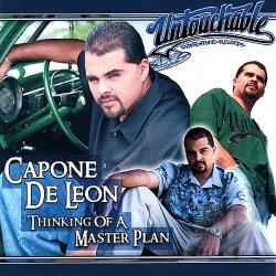 De Leon, Capone - Thinking of a Master Plan CD Cover Art