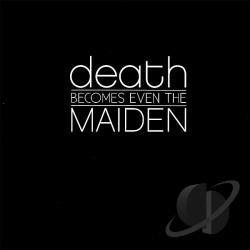 Death Becomes Even The Maiden - Pink EP LP Cover Art