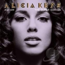 Keys, Alicia - As I Am CD Cover Art