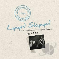 Lynyrd Skynyrd - Authorized Bootleg: Live at Winterland - San Francisco Mar. 07 1976 CD Cover Art