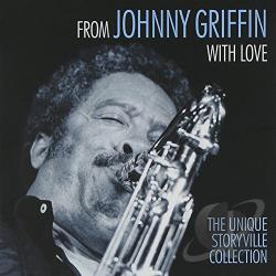 Griffin, Johnny - From Johnny Griffin with Love CD Cover Art