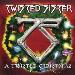 Twisted Sister - Twisted Christmas CD Cover Art