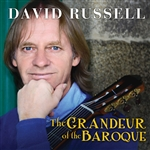 Russell, David - Grandeur of the Baroque CD Cover Art
