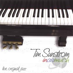 Sunstrom, Tim - Inasmuch CD Cover Art
