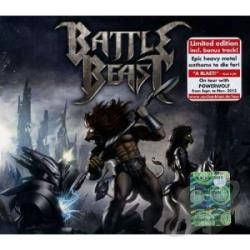 Battle Beast - Battle Beast CD Cover Art
