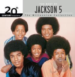 Jackson 5 - 20th Century Masters - The Millennium Collection: The Best of Jackson 5 CD Cover Art