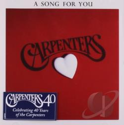 A Song For You (1972) - The Carpenters