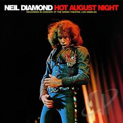 Diamond, Neil - Hot August Night CD Cover Art