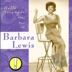 Lewis, Barbara - Hello Stranger: The Best of Barbara Lewis CD Cover Art