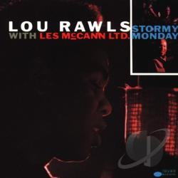 Rawls, Lou - Stormy Monday CD Cover Art