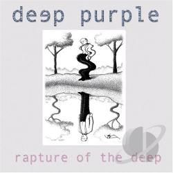 Deep Purple (Rock) - Rapture of the Deep CD Cover Art