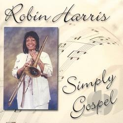 Harris, Robin - Simply Gospel CD Cover Art