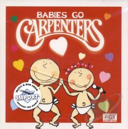 Babies Go Carpenters CD Cover Art