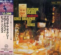 Dearie, Blossom - Soubrette: Sings Broadway Hit Songs CD Cover Art