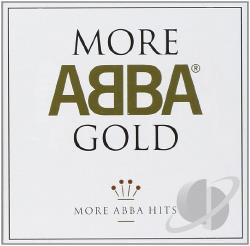 ABBA - More Abba Gold CD Cover Art