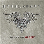 Steelheart - Good 2B Alive CD Cover Art