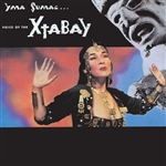 Sumac, Yma - Voice of the Xtabay (World) DB Cover Art