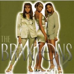 Braxtons - So Many Ways CD Cover Art