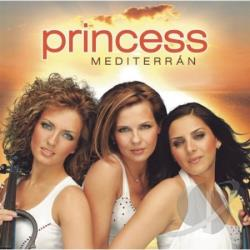 Princess - Mediterran CD Cover Art