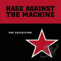 Rage Against The Machine - Collection CD Cover Art
