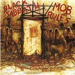 Black Sabbath - Mob Rules DB Cover Art