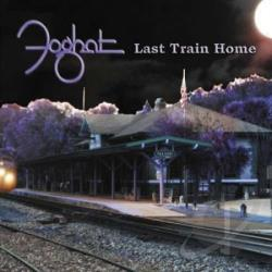 Foghat - Last Train Home CD Cover Art