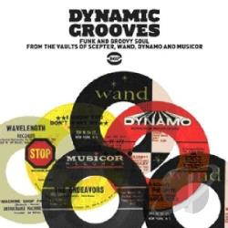 Dynamic Grooves CD Cover Art