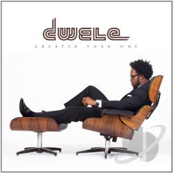 Dwele - Greater Than One CD Cover Art