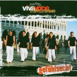 Acapella Boy band / Viva Voce / Viva Voce Die a Cappella Band - Gefuhlsecht CD Cover Art