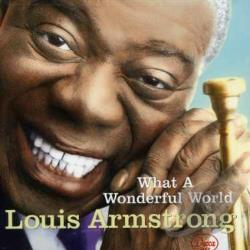 Armstrong, Louis - What a Wonderful World CD Cover Art