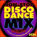 Non Stop Disco Dance Mix CD Cover Art