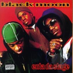 Black Moon - Enta da Stage CD Cover Art
