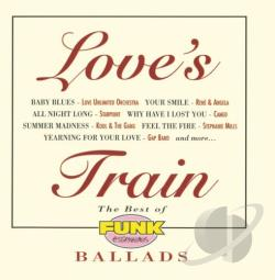 Love's Train: The Best of Funk Essentials Ballads CD Cover Art