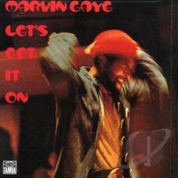 Gaye, Marvin - Let's Get It On CD Cover Art