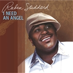 Studdard, Ruben - I Need An Angel CD Cover Art