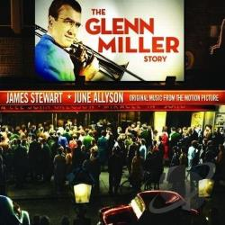 Glenn Miller Story CD Cover Art
