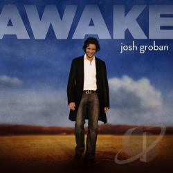 Groban, Josh - Awake CD Cover Art